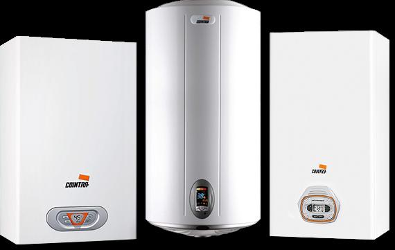 Calentadores, termos y calderas Cointra